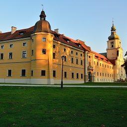 Pocysterski Zespół Klasztorno-Pałacowy w Rudach